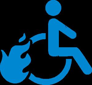 Эвакуация инвалидов
