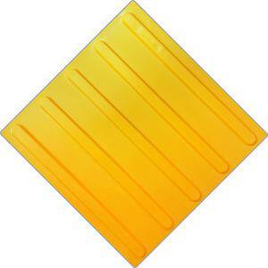 Тактильная полиуретановая плитка